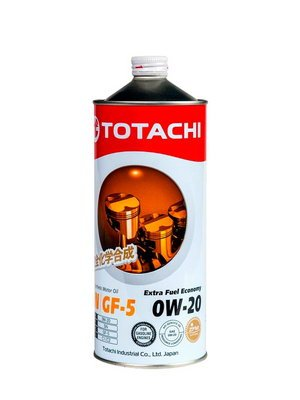 Моторное масло Totachi Extra Fuel Economy 0W-20 1л