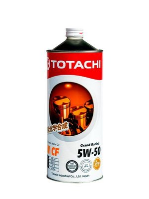 Моторное масло Totachi Grand Racing 5W-50 1л