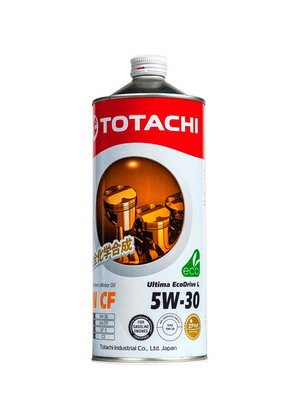 Моторное масло Totachi Ultima Ecodrive L 5W-30 1л