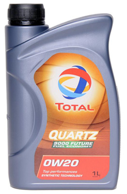 Моторное масло Total Quartz 9000 Future 1л