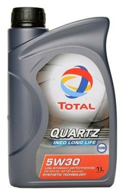 Моторное масло Total Quartz INEO Long Life 1л