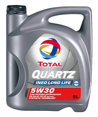 Моторное масло Total Quartz INEO Long Life 5л