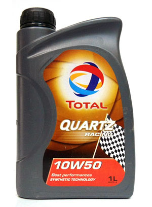 Моторное масло Total Quartz Racing 1л