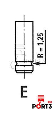 R6110/S Впускной клапан FRECCIA - описание, фото, аналоги