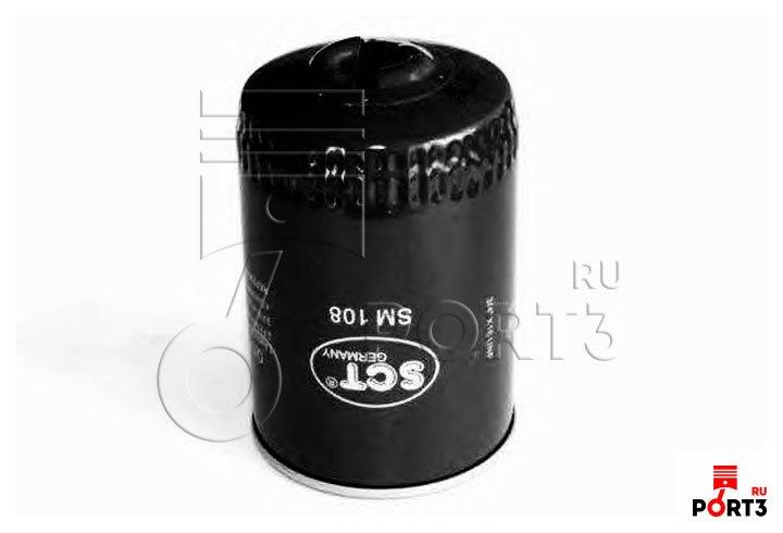 SM 108 Масляный фильтр SCT Germany - описание, фото, аналоги