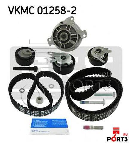 SKF VKPC 86620 Wasserpumpe